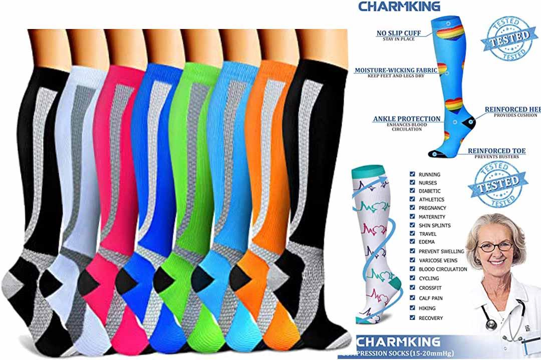 Compression Socks (7 Pairs)1